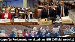 Parlamentarci BiH na regionalnim skupovima u Podgorici i Beogradu, te na seminaru u Antaliji
