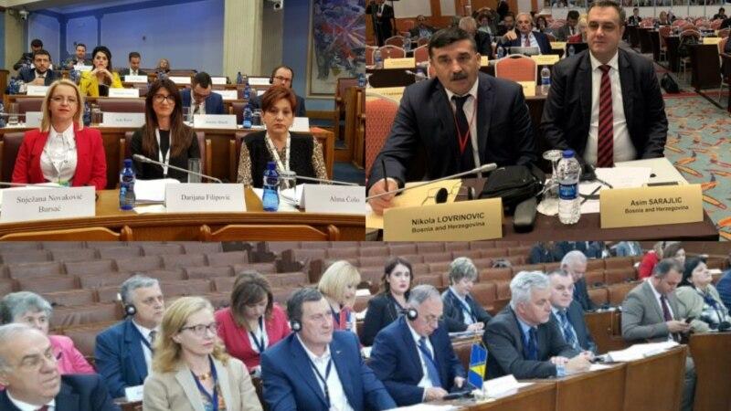 Parlament BiH na službenom putu