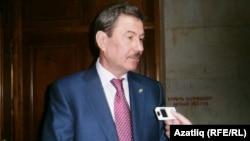 Министр Равил Зарипов