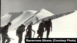 Экспедиция Петра Шпиня