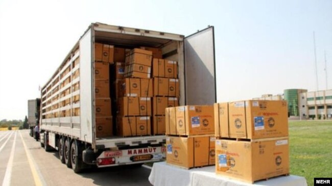 ایران میگوید که کل قاچاق کالا از ۲۵ میلیارد دلار در سال ۹۲ به ۱۲.۹ میلیارد دلار در سال ۹۶ رسیده است.