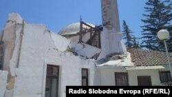 Мустафа Челеби џамија во Струга.