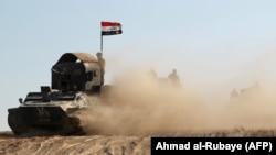 Iračke snage u ofenzivi prema Tel Afaru