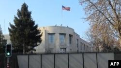 Посольство США в Анкаре, архивное фото