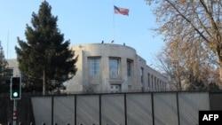 Американската амбасада во Анкара, Турција