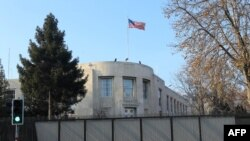 The U.S. Embassy in Ankara was closed for the day after a shooting incident overnight outside the embassy on December 20.