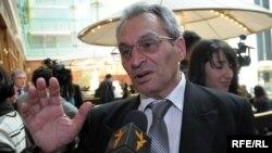 Эксперт по вопросам конституционного права Автандил Деметрашвили