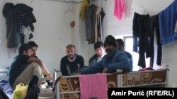 Izbjeglički centar Miral