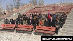 Հայ կոմունիստները Վեդիում, 9-ը մարտի, 2017 թ․