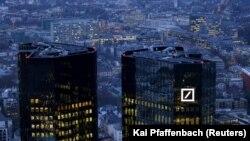 Штаб-квартира банка во Франкфурте
