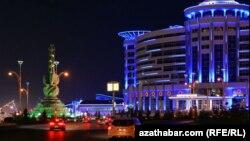 V Aziýa oýunlary üçin gurlan desgalar, Aşgabat.