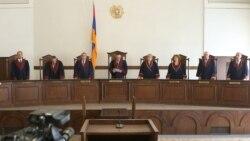 Եթե կարծում են՝ դատավորները կգայթակղվեն կաշառք որակված թոշակով, ուրեմն նրանց վատ են ճանաչում. Հրայր Թովմասյան