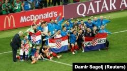 Hrvatska u finalu: Ponos, suze i slavlje do zore