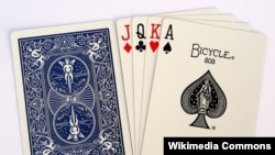 """""""Жизнь как покер. Кто знает следующую карту?"""""""