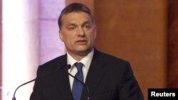 За словами угорського прем'єра Орбана, «Набукко» нині «в біді»
