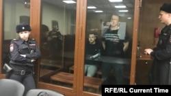 Егор Лесных и Максим Мартинцов