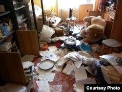 Последствия обыска в квартире Бориса Батыя