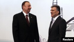 Թուրքիայի և Ադրբեջանի նախագահներ Աբդուլա Գյուլի և Իլհամ Ալիևի հանդիպումը Ստամբուլում, արխիվ