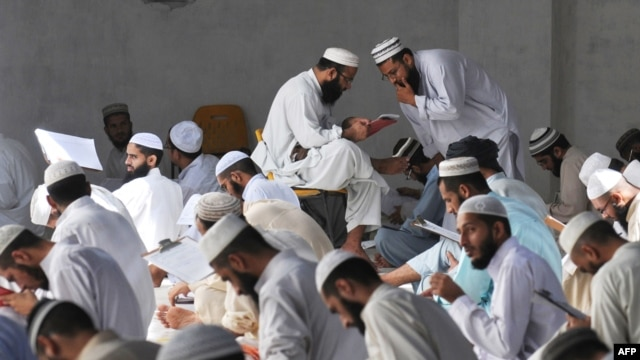 "Pakistani Islamic scholars have issued a fatwa saying it is illegitimate to refer to the United States as a ""superpower."""