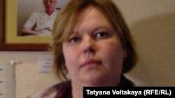 Глава российской некоммерческой организации «Гражданский контроль» Елена Шахова.