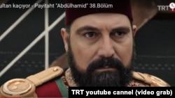 «Payitaht: Abdülhamid» serialından kadr