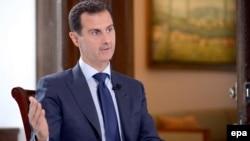Presidenti sirian, Bashar al Assad