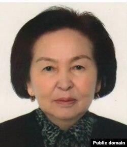 Профессор Үмүт Култаева.