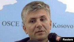 Ish-kryeministri i Serbisë, Zoran Gjingjiq.
