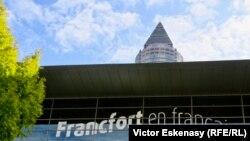 La Tîrgul Internațional de Carte de la Frankfurt