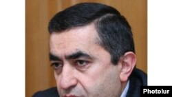 Armenia -- Armen Rustamian, chairman of the parliament committee on foreign relations.