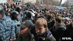 Москва, 14 апреля 2007 года