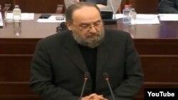 Драгиша Милетиќ, претседател на Српската напредна странка во Македонија.