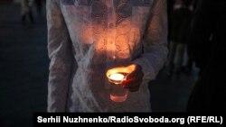 Kyivde qırımtatarlarnıñ sürgün etilmesiniñ yıllığına bağışlanğan tedbir, 2017 senesi mayıs 18 künü