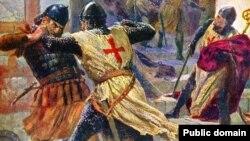 Крестоносцы в Египте