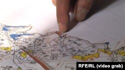 Հայ-ադրբեջանական սահմանն այժմ անցնում է Սյունիքի Շուռնուխ գյուղով, փետրվար, 2021թ․