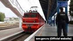 Поезд «Санкт-Петербург – Севастополь»