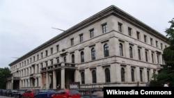Здание, в котором было подписано Мюнхенское соглашение