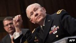 АКШ Куралдуу күчтөрүнүн биргелешкен штабынын зардалы, генерал Мартин Демпси.