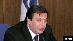 ATƏT-in Bakı Ofisinin rəhbəri, səfir Xose-Luis Herrero