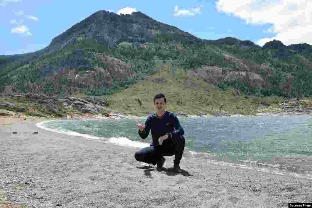 Озеро Торайгыр в Баянаульском районе. Фото Жасулана Омарова.