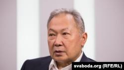 Курманбек Бакиев. Архивдик сүрөт.