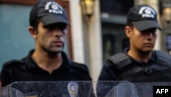 Turska policija, ilustracija