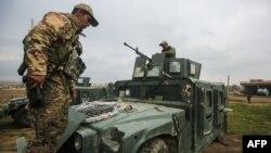 عملیات ارتش عراق برای بازپسگیری شهر، در پایان مهرماه آغاز شد