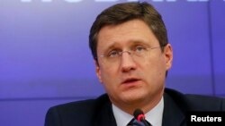 Ministri rus i energjisë, Aleksandr Novak (Arkiv)