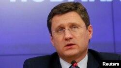 Міністр енергетики Росії Олександр Новак