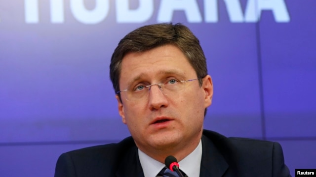 Russian Energy Minister Aleksandr Novak announced the need for budget adjustments with the ruble at record lows.
