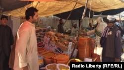 Гилменддеги базар
