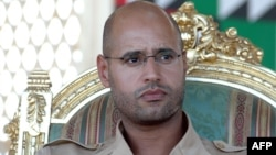 سیفالاسلام، فرزند ۴۴ ساله دیکتاتور پیشین لیبی