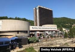 "Отель ""Термаль"", штаб-квартира фестиваля"