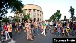 Protestna šetnja, Banjaluka, foto: 6yka.com